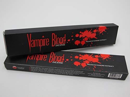 Nandita Vampire Blood Incense Sticks Agarbathi - 15g Boxes (36)