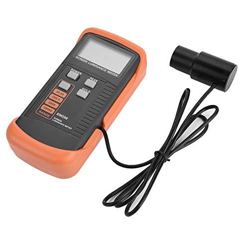 Detector digital del probador del metro del brillo de la pantalla portátil para la industria