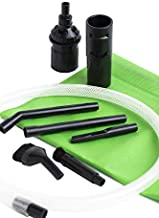 Green Label Brand Micro Vacuum Accessory Kit Compatible with Dyson Vacuum Cleaners