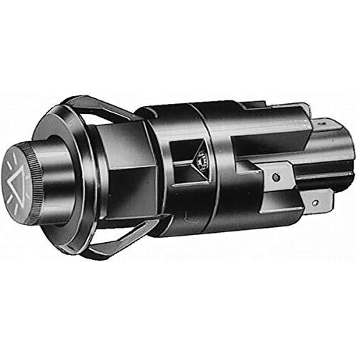 HELLA 6HF 001 579-061 Warnblinkschalter - 12V/24V - Anschlussanzahl: 7 - Einbau - Einbau-Ø: 29mm