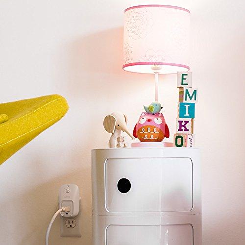 WeMo Switch Smart Plug, Works with Alexa