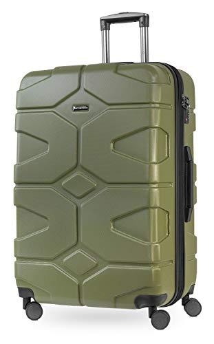 HAUPTSTADTKOFFER - X-Kölln - Hartschalen-Koffer Koffer Trolley Rollkoffer Reisekoffer, TSA, 76 cm,...