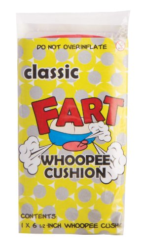 Boxer Gifts Classic Whoopee Cushion