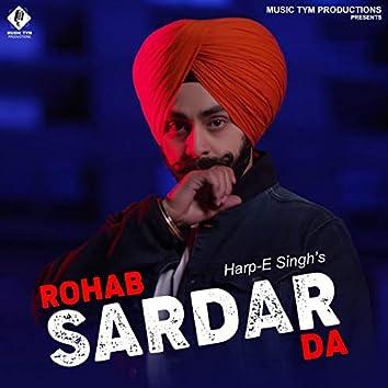 Rohab Sardar Da (feat. Kv Kulbir)