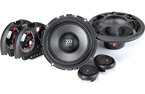 Morel Virtus 602 6-1/2' Component Speaker System