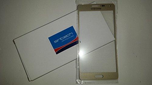 Sintech Frontscheibe passend für Samsung Galaxy A5 (A500F) in Gold (Champagne Gold)