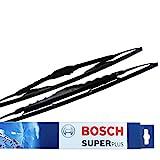 BOSCH 3397001584 Wischblatt Satz Twin Spoiler 584S - Länge: 530