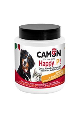 Camon Happy P. Staub Super Saugfähig für entfernen die Urin von Hunden und Katzen