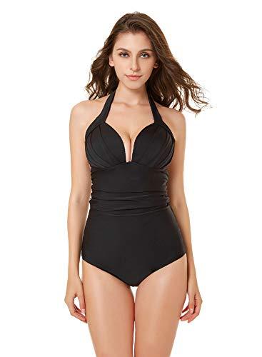 Vestido de traje de baño animal de la impresión estiramiento Lycra Tela PSP-Zebra-M