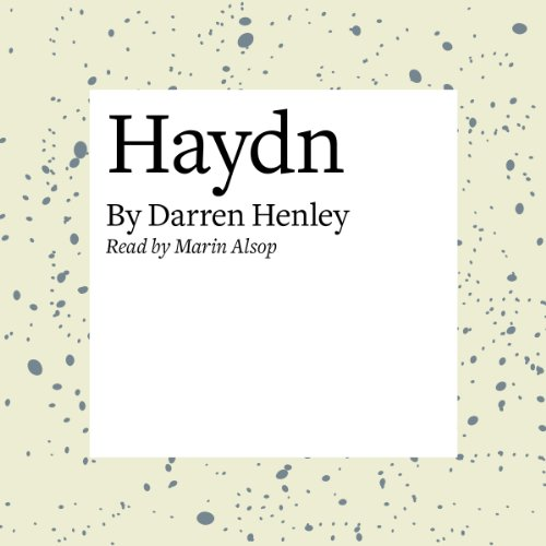Haydn audiobook cover art