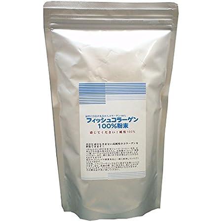 国産 フィッシュコラーゲン 100%粉末 (500g)