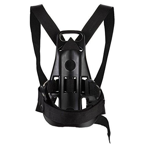 Scuba Diving Tank Bracket, Anti-Skid Portable Diving Snorkeling Freediving Dive Gas Cylinder Bracket Back Pad Oxygen Bottle Support