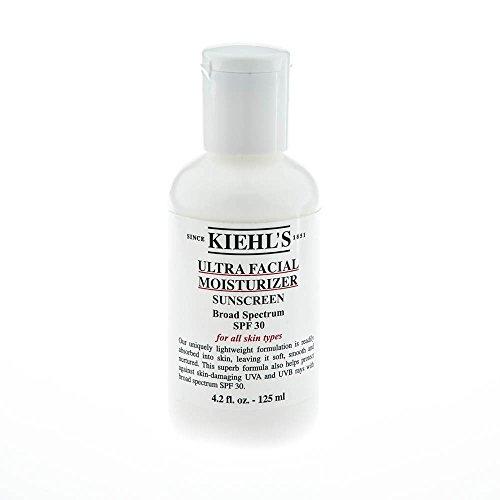 Kiehl's Ultra Facial Hidratante SPF30 Para Todo Tipo De Pieles 4,2oz (125ml)