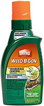 Ortho Weed B Gon Plus Crabgrass Control Concentrate (32 fl. oz. Bottle)
