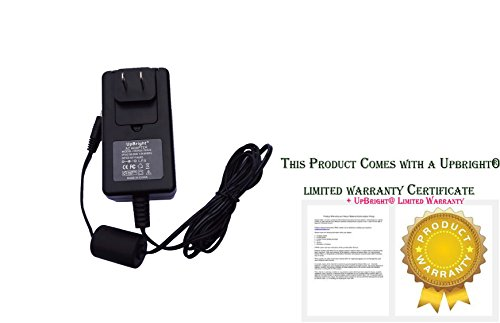 UpBright New Global AC/DC Adapter for iDGLAX iDG-787 iDG-787W LCD Video Multi-Media Mini Portable Projector Power Supply Cord Cable Wall Home Charger Mains PSU