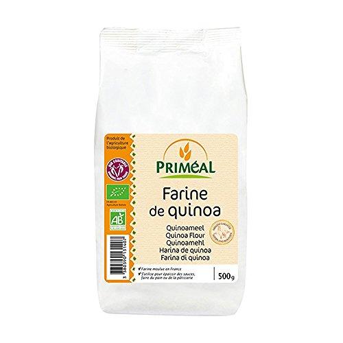 Primeal Harina De Quinoa 500 G 500 G 500 g