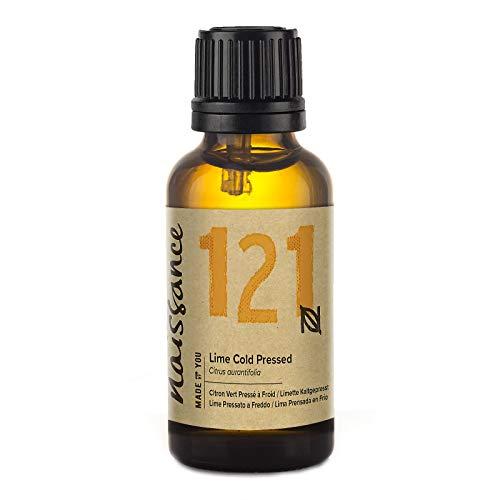 Naissance Limette, kaltgepresst 30ml 100% naturreines ätherisches Öl