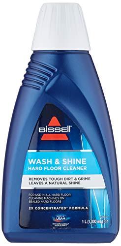 Bissell 1144N Hard Floor Cleaner Reinigungsmittel für alle Hartboden-Reinigungsgeräte, 1 x 1 Liter