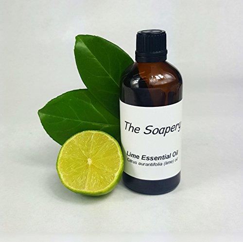 Huile essentielle de citron vert – 100 ml – Huile essentielle naturelle pure