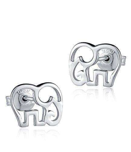 Celebrity Jewellery joyería de la Forma 925 de Plata esterlina Animal para la Mujer