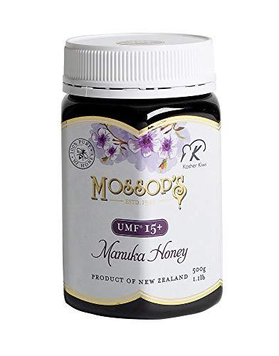Pacific Resources International Mossops Manuka Honey UMF 15+ - 1.1 lb