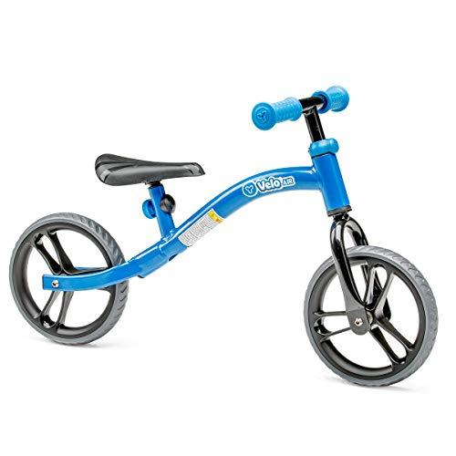 Yvolution YVelo Air Laufrad Draisine Kinderlaufrad Pedalen-Frei für Kleinkinder ab 2 Jahren