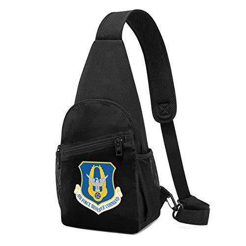 DJNGN Air Force Reserve Command Chest Backpack Pechera Mochila ultraligera
