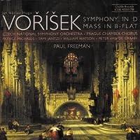 Vorisek - Symphony in D; Mass in B flat (2003-12-15)