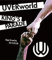 UVERworld KING'S PARADE Zepp DiverCity 2013.02.28(Blu-ray Disc)