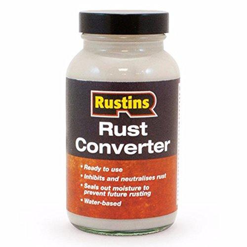 Rustins Rust Converter Water-Based Renovator for Metal 250ml
