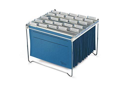 Preisvergleich Produktbild Durable 312323 Hängemappen-Rack (für 30-40 Hängemappen) silber