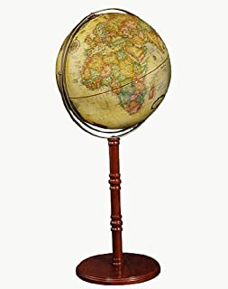 Replogle Globes Commander II Antique