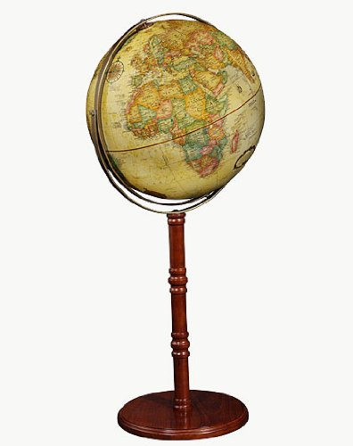 Replogle Globes Commander II, Antique