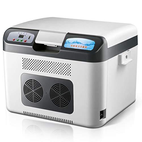 L@LILI Medizinische Geräte Gefrierschrank Auto Kühlschrank Portable Heiz- und Kühlmaschine Haushalt Insulin Kühlbox 26L