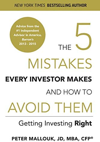 The 5 Mistakes Every Investor Makes and How to Avoid Them Getting Investing Right product image