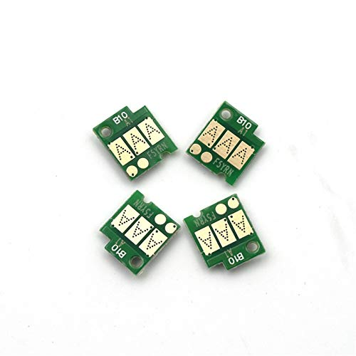WSCHENG 5 Sets Chip de reinicio automático para su Hermano LC223 para el Hermano DCP-4120DW MFC-J4420 J4620 J4625 J5320 J5620 J5625 J5720