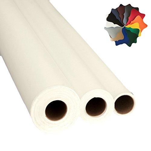 Marine Vinyl Fabric - 54' - Off White: 10 Yards