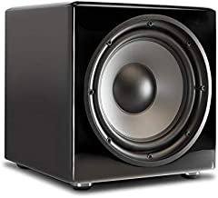 PSB SubSeries 350 Subwoofer 2-inch Driver Powered with 300 Watts in Gloss Black