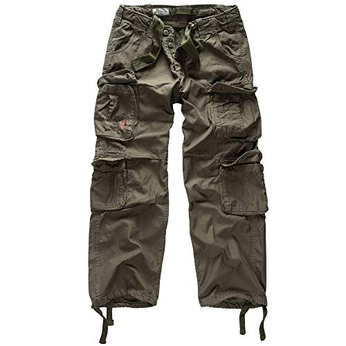 Trooper Airborne Trousers Lightning Edition Olive - 6XL