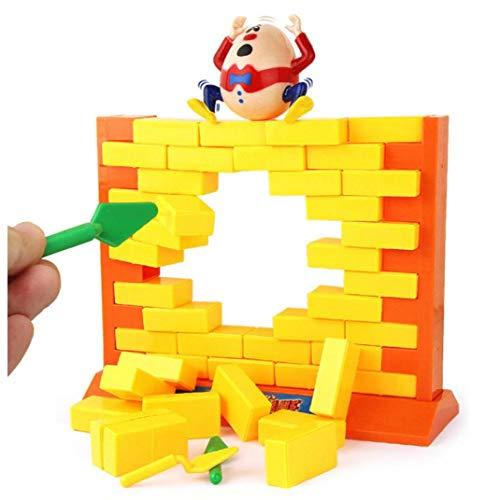 Hotaden Gioco Muro Colorato Demolire Gioco Interessanti Wall Kids Toy Giocattoli Educativi