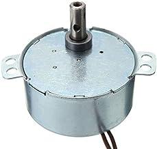 without brand LSB-CHUNJIE3, 1pc AC 220-240V de la Placa giratoria Motor sincrónico 15/18 r/min 3,5 / 3W CW Ampliamente Utilizado en Ventiladores eléctricos Calentadores de Horno de microondas