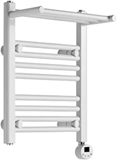 DHVK Towel Warmer,Towel Heater That Can Be Heated Very Quickly,White,52X40cm