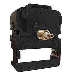 Takane Clock Movement Extra Spacing High Torque - Non-Pendulum - For Large Hands - Clock Repair Kit -