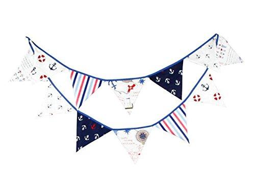 zmayastar エスニック柄フラッグガーランド キャンプ アウトドア 旗 誕生日 結婚式 お祝い パーティ お部屋 飾り 壁飾り デコレーション お洒落 SH-CQ-04