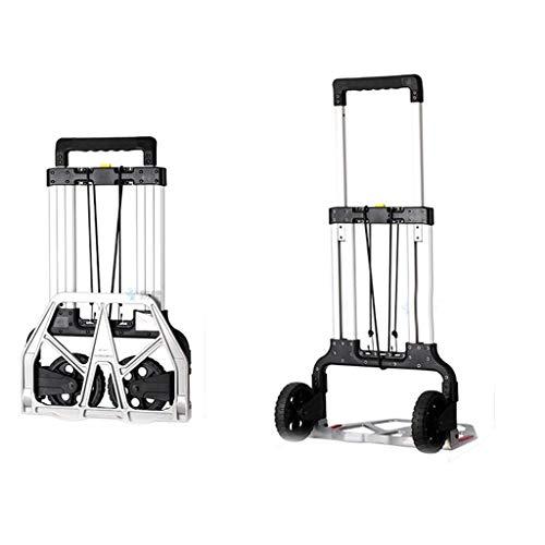 Shopping Trolleys Camión Carro Plegable de Compras de Coches Carro de Mano Carro del Equipaje pequeño Carro Alimentación Menaje Regalo al Aire Libre móvil