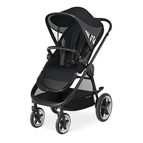 Carrinho de Bebê Balios-M, Cybex, Preto
