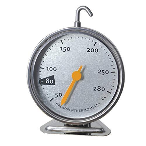 UPKOCH Backofenthermometer Kleines Lebensmittelthermometer Heimthermometer für Den Täglichen Gebrauch in Innenräumen