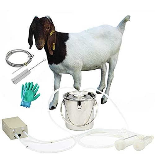 FARM LEAGUE Milking Machine for Goats,Pulsation...