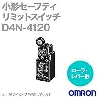 オムロン(OMRON) D4N-4120 形D4N 小形セーフティ・リミットスイッチ (1NC/1NO) (ローラ・レバー形) (1コンジットタイプ) NN