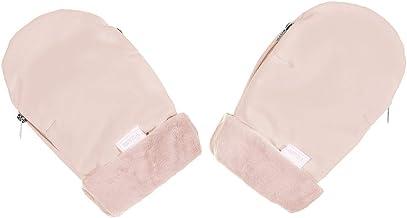Manoplas para carrito Interior Pelo de Uzturre (Rosa Suave)